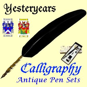 Antique Style Calligraphy Pen Sets